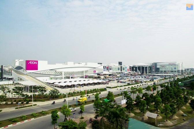 AEON MALL LONG BIEN PROJECT